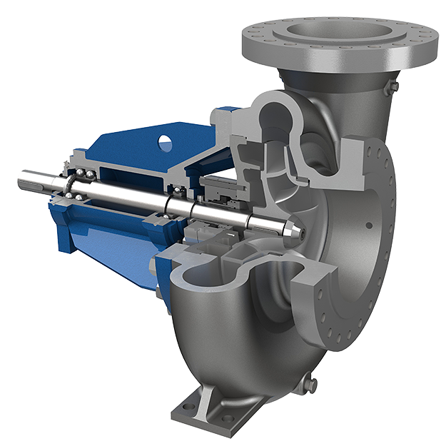 End Suction Pump – NC/ VNC/ VND/ VCS series
